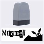 Michael - Rubber stamp - Name Stamp
