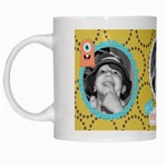 Little Monster Mug 2 - White Mug
