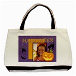 halloween - Basic Tote Bag (Two Sides)