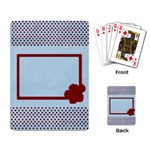 cards1 - Playing Cards Single Design (Rectangle)