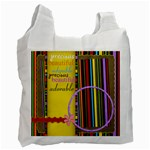 recycle shopping bag one sided genuine love - Recycle Bag (One Side)