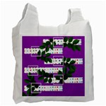 shopping bag - Recycle Bag (One Side)