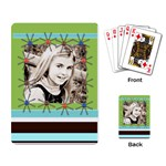 playing cards template - Playing Cards Single Design (Rectangle)