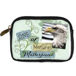Natures Masterpieces Leather Camera Case - Digital Camera Leather Case