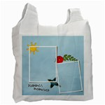 Recycle Bag (One Side-)template-Summer4 - Recycle Bag (One Side)