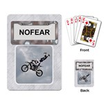No Fear Playing Cards - Playing Cards Single Design