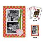 deck of cards 2 - Playing Cards Single Design (Rectangle)