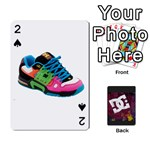 DC Cards - Playing Cards 54 Designs