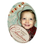 2009 ornament Dallin - Ornament (Oval)