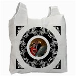 Fantasia bullseye recycle bag - Recycle Bag (Two Side)