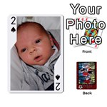 family playing cards - Playing Cards 54 Designs (Rectangle)