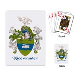 Nicewander playing cards - Playing Cards Single Design (Rectangle)