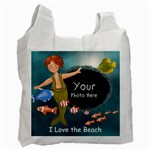 lilbeachbag - Recycle Bag (One Side)