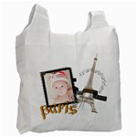 paris - Recycle Bag (Two Side)