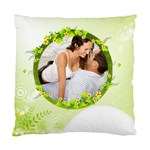 Green love - Standard Cushion Case (Two Sides)