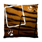 Tiger - Standard Cushion Case (Two Sides)