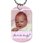 Isn t she lovely? Dog Tag - Dog Tag (Two Sides)