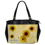 Sunflower Bag - Oversize Office Handbag