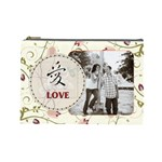 Love Large Cosmetic Bag - Cosmetic Bag (Large)
