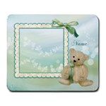 Teddy Birds Mousepad - Large Mousepad