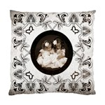 art nouveau oreo cookiw cushion case 2 - Standard Cushion Case (Two Sides)