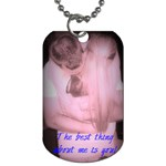 Matty s Christmas Present - Dog Tag (Two Sides)