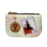 100% Female Mini Coin Purse