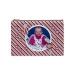 Candy Cane 1 - Cosmetic Bag (Medium)