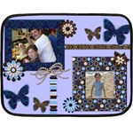 blanket - Double Sided Fleece Blanket (Mini)