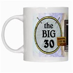 30th Birthday Mug - White Mug