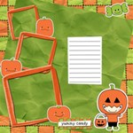 Spooky Cuties Scrapbook Pages - ScrapBook Page 12  x 12