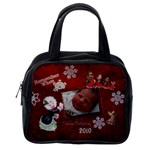 Thank you mail girl Christmas Remember when Classic Handbag purse - Classic Handbag (One Side)