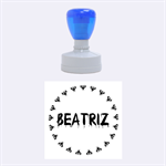 Beatriz BATS - Rubber Stamp Round (Medium)