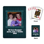 Grampa Don s Cards - Playing Cards Single Design (Rectangle)