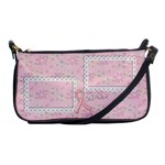 Breast Cancer awareness--clutch - Shoulder Clutch Bag