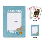 frolic and Play playing cards - Playing Cards Single Design