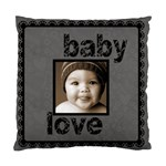 Baby love swieet smile cushion - Standard Cushion Case (Two Sides)
