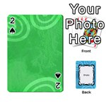 Colors POKER - Playing Cards 54 Designs (Rectangle)