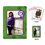 Brionna cards - Playing Cards Single Design (Rectangle)