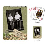 Casual Playing Cards - Playing Cards Single Design