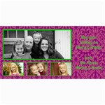 4  x 8  Photo Cards