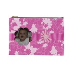 Bubblegum large cosmetic case 2 - Cosmetic Bag (Large)