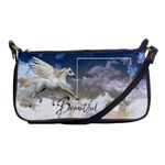 Winged Fantasy Pegasus Purse - Shoulder Clutch Bag