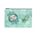 frog salad Large Cosmetic case 2 - Cosmetic Bag (Large)