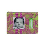 Bubblegum Medium Cosmetic Case - Cosmetic Bag (Medium)