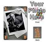 BV1 - Playing Cards 54 Designs