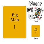AWI Pack 7 - Multi-purpose Cards (Rectangle)