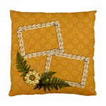 Lace frames-pillow cover - Standard Cushion Case (Two Sides)