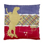 Cowboy-Cowgirl, pillow - Standard Cushion Case (Two Sides)