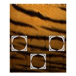 Tiger - Custom Shower Curtain 60  x 72  (Medium)